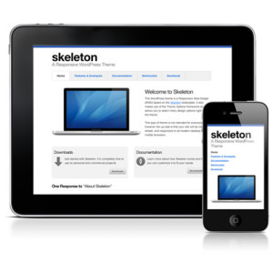 kostenlose-responsive-templates-wordpress-skeleton